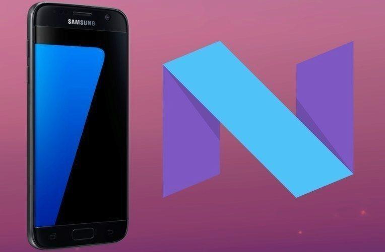 Telefon Samsung Galaxy S7 Nougat