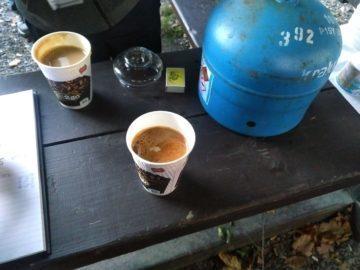 Káva a bomba