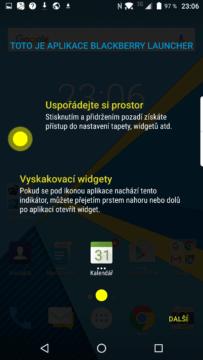 Vyskakovací widgety