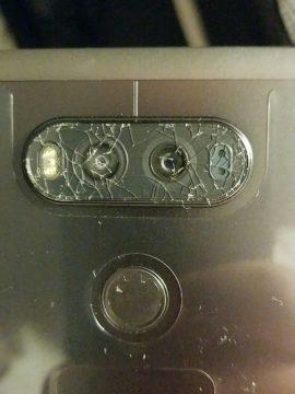 LG V20 má problém s praskajícím sklíčkem