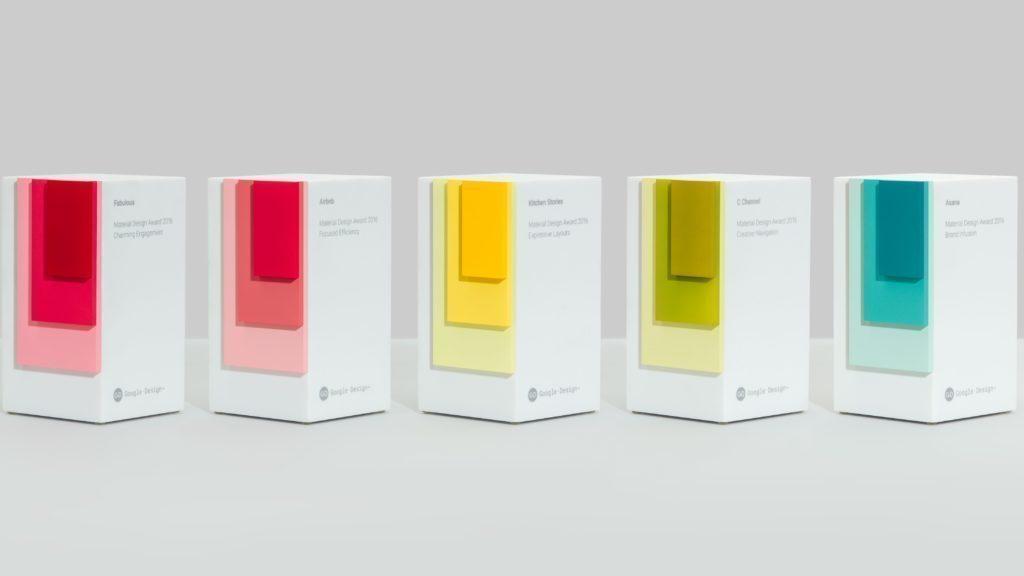 Google vyhlásil nejlepší aplikace s designem Material