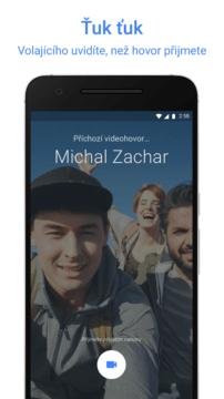 Aplikace Google Duo láká především na video hovory