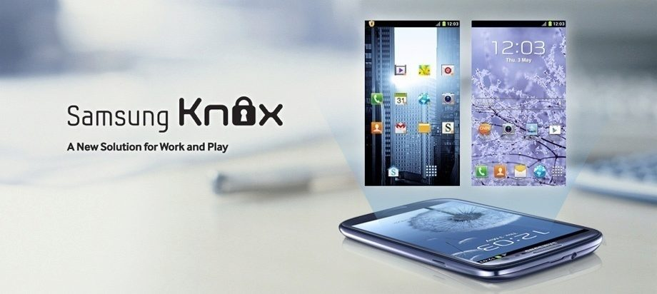 Samsung zalepil bezpečnostní díry v KNOX objevené hackery