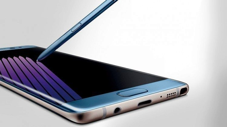 Samsung zastavuje výrobu Galaxy Note 7 z důvodu dalších samovznícení
