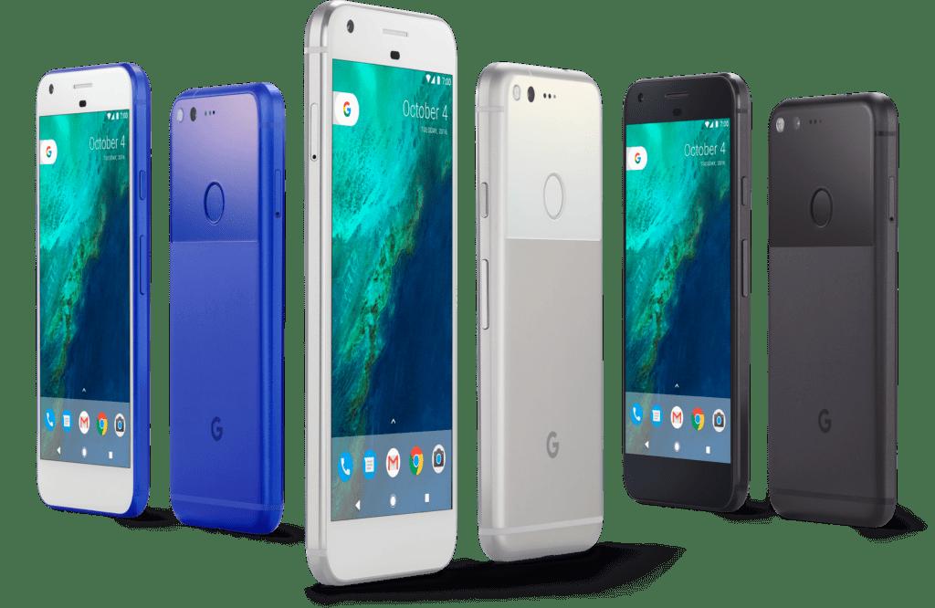 Android 7.1 nabídne některé novinky jen na telefonech Pixel
