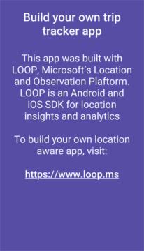 Trip Tracker propaguje LOOP SDK