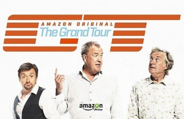 Richard Hammond, Jeremy Clarkson a James May mají nyní show The Grand Tour