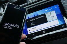 aplikace Android Auto