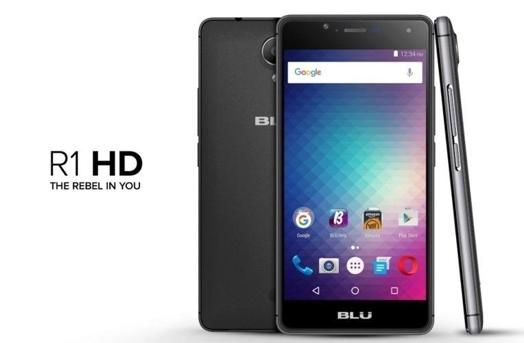 Blu R1 HD adups
