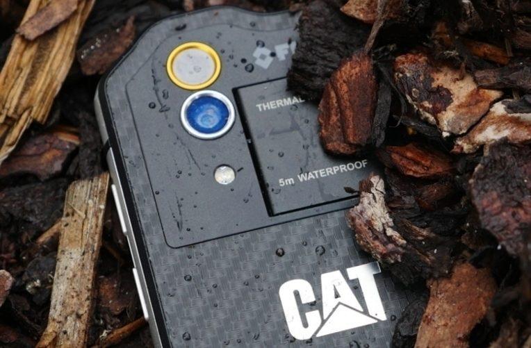 CAT S60 náhled