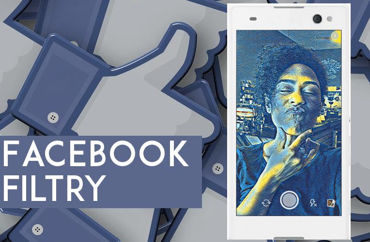 Facebook filtry pro videa