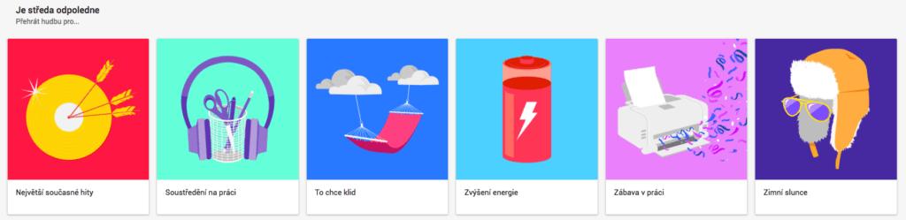 google-music-podle-nalady
