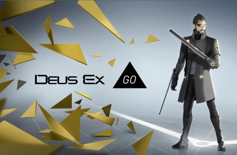 Hra Deus Ex GO