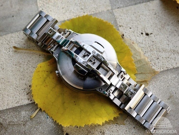 Huawei Watch - pásek a zapínání