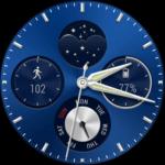Huawei Watch – prostředí systému,  ciferník