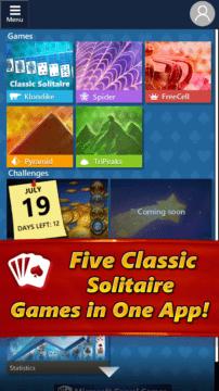 Pět klasických pasiánsových her
