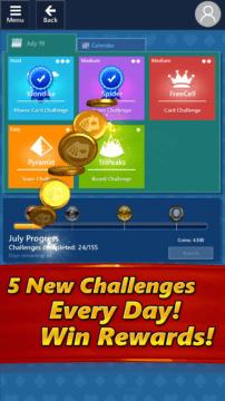 Pět nových výzev každý den