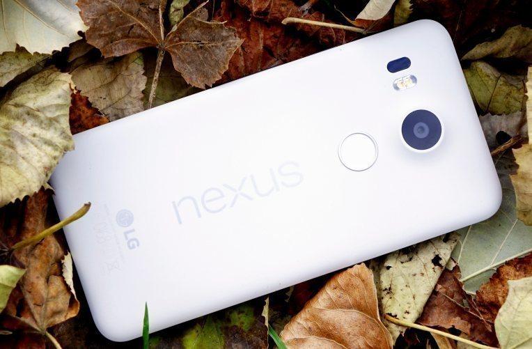 Nexus 5X –  náhledový obrázek