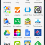 Nexus 5X - systém, aplikace