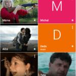 Nexus 5X – systém, dialer