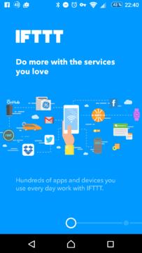 Aplikace IFTTT informuje o novinkách
