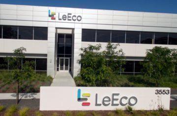 Společnost LeEco