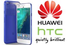 Telefon Google Pixel a Huawei