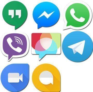 8 nejlepších aplikací pro komunikaci zadarmo