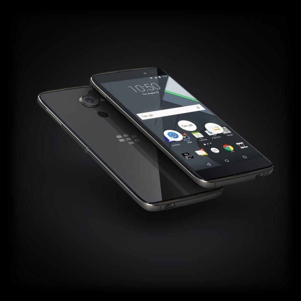BlackBerry si věří: DTEK60 prý bude soupeřit s telefony, jako jsou Pixel XL a iPhone 7 Plus