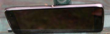 Na horní hraně je 3,5mm konektor