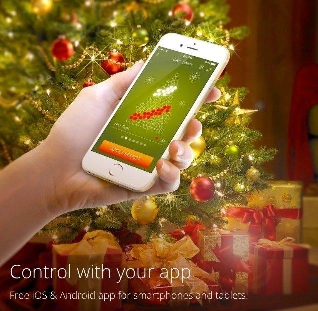 Řetěz se ovládá z mobilní aplikace
