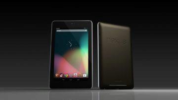 Tablet Nexus 7 (2012)