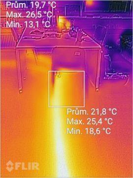 CAT S60 termokamera foto 12