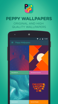 Peppy Wallpapers - unikátní tapety