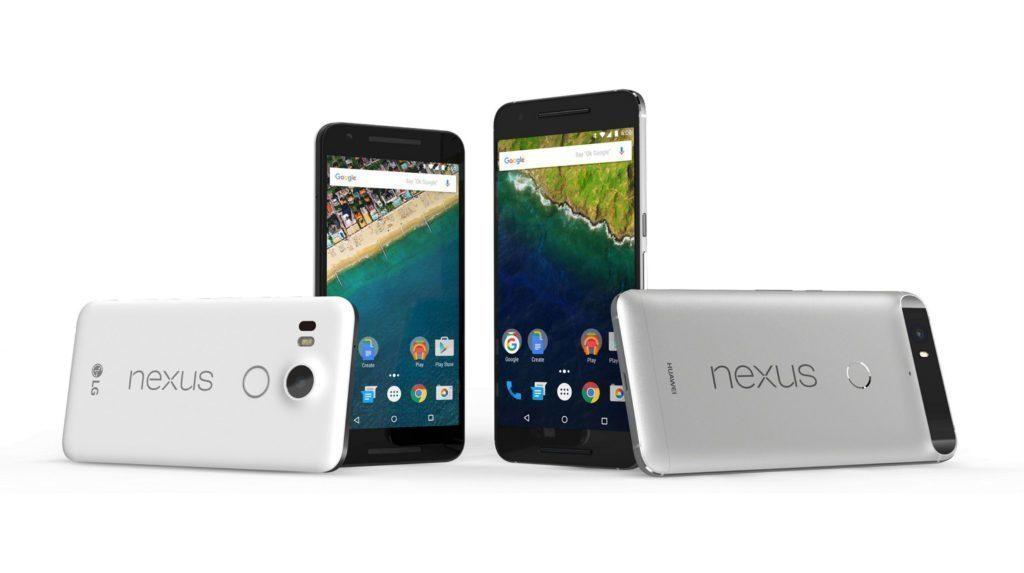 Dostanou Nexus 5X a Nexus 6P noční režim zpět?