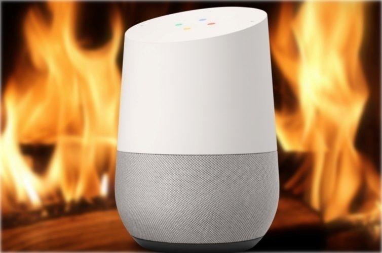 Reproduktor Google Home