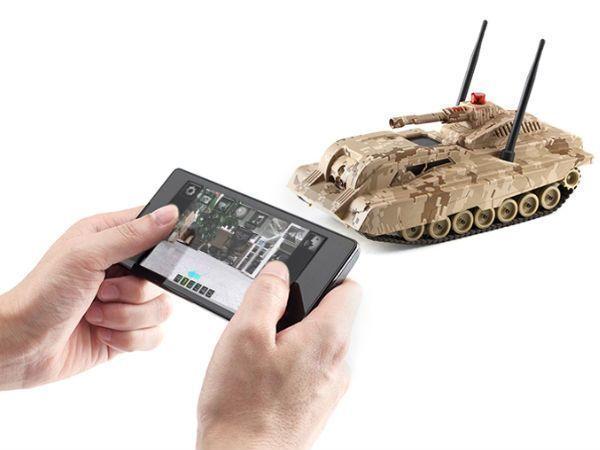 Zařízení Xiaomi tank WiFi