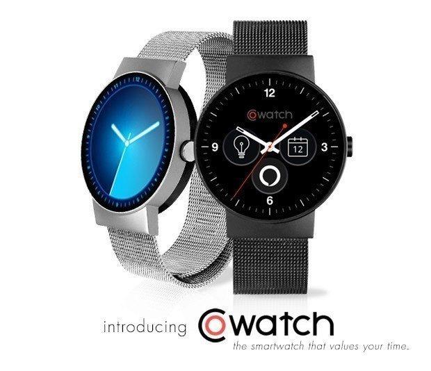 Chytré hodinky CoWatch od Cronologics