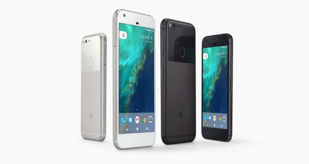 Telefony Google Pixel a Pixel XL se dočkaly aktualizace na Android 7.1.1