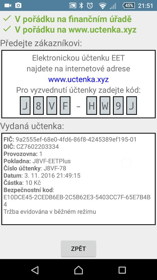 Nejnovejsi Aplikace Z Google Play 161 Eet Pokladna Uplne Zadarmo