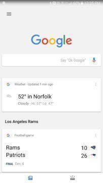 Aplikace Google