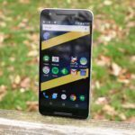 Nexus 6P – konstrukce, přední strana (2)