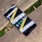 Nexus 6P – konstrukce, přední strana (3)