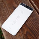Nexus 6P –  konstrukce, zadní strana (1)