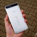 Nexus 6P –  konstrukce, zadní strana (6)