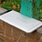 Nexus 6P –  konstrukce, zadní strana (9)