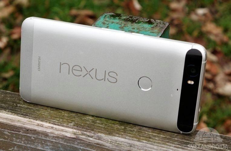 Nexus 6P –  náhledový obrázek