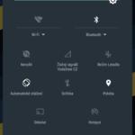 Nexus 6P – systém,  notifikační lišta (2)