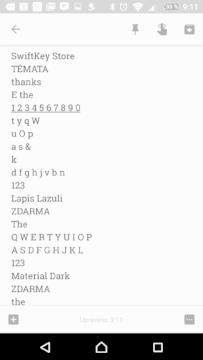 Keep uměl rozpoznat ručně psaný text