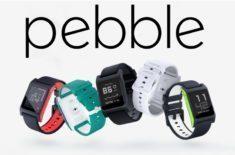 Společnost Pebble